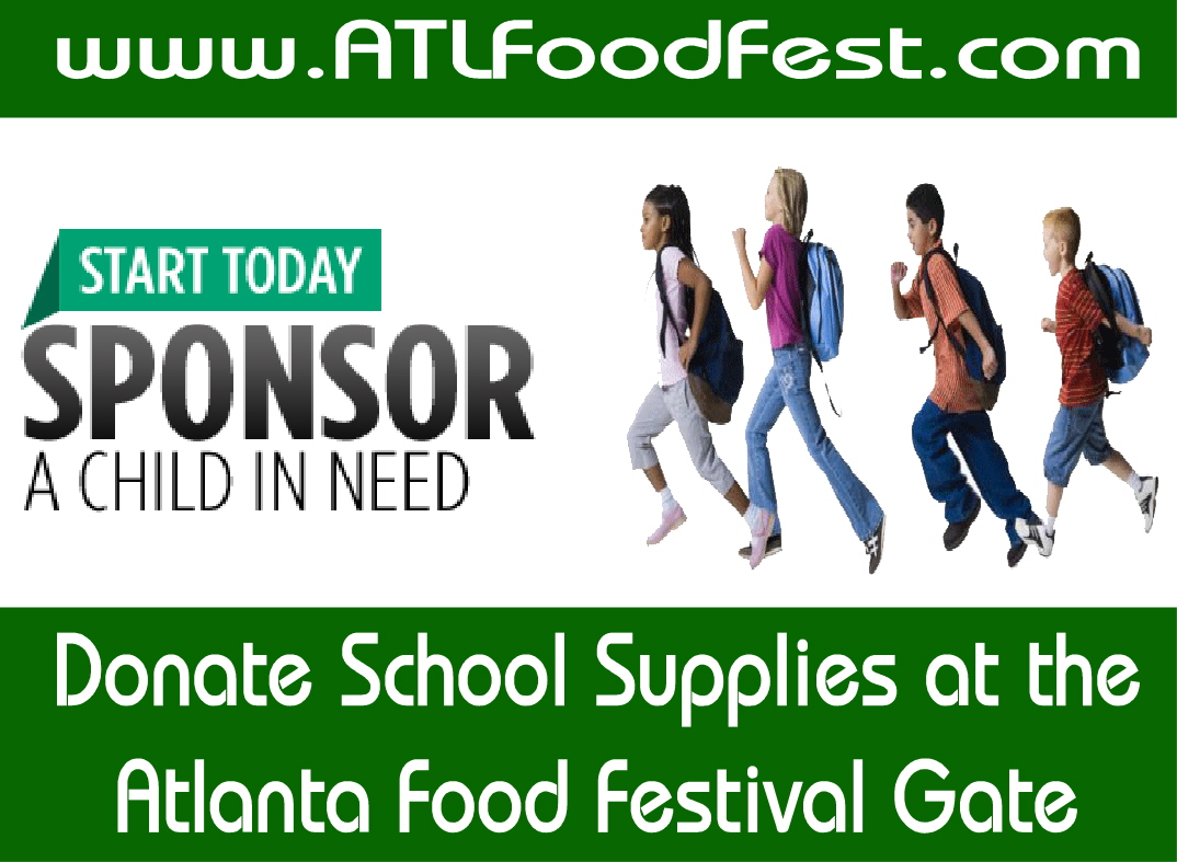 Atlanta Food Festival. Taste Atlanta's own caterers, food trucks, & restaurants.