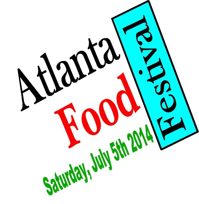 Atlanta Food Festival Tasting dishes by Caterers, Restaurants, Food Trucks. Sponsorship and vending